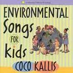 Coco Kallis Environmental Songs for Kids CD Album